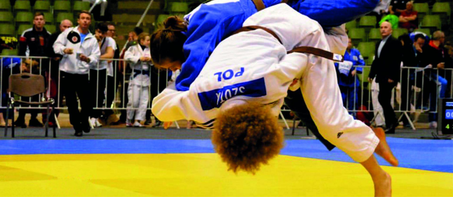 Olimp Judo Team – Pomarańczowi